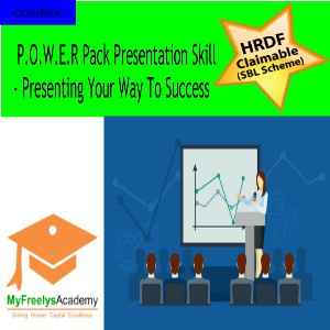 P.O.W.E.R Pack Presentation Skill – Presenting Your Way To Success